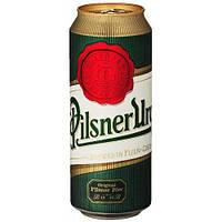 Пиво Pilsner Urquell светлое 4,4% ж/б 500 мл