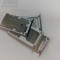 Лоток (держатель) сим карты Xiaomi Redmi Note 4 Global (2017), Redmi Note 4X (Snapdragon 625) (Gold) Original