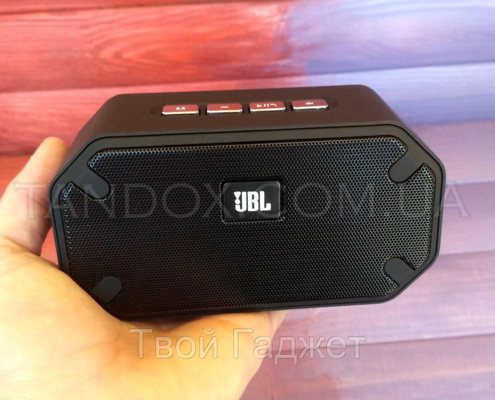 Портативная колонка 6W с 2-мя динамиками USB/SD/FM/Bluetooth JBL CHARGE 6+MINI