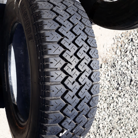 Шины б.у. 195.75.r16с Bridgestone M723 Бриджстоун. Резина бу для микроавтобусов. Автошина усиленная. Цешка