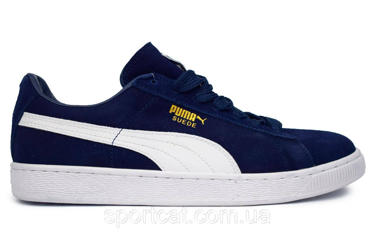 Мужские кроссовки Puma Suede Classic