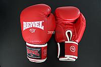 Боксерские перчатки REYVEL 16 oz (Рейвел 16 унций) кожаные
