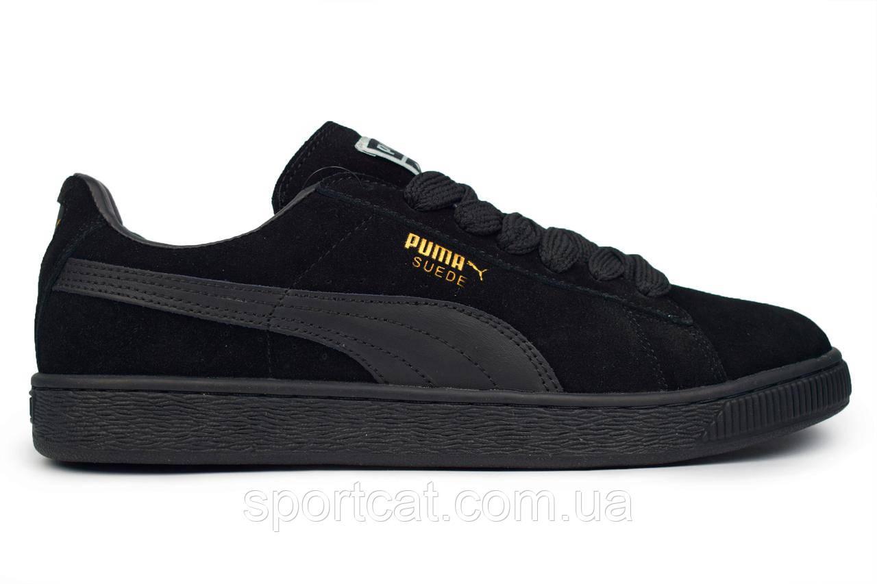 Мужские кроссовки Puma Suede Classic. Р. 45 (29 см)