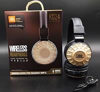 Беспроводные Bluetooth наушники JBL KD24 (реплика)