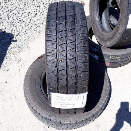 Бусовские шины б.у. / резина бу 205.75.r16с Sportiva Van Snow2 Спортива