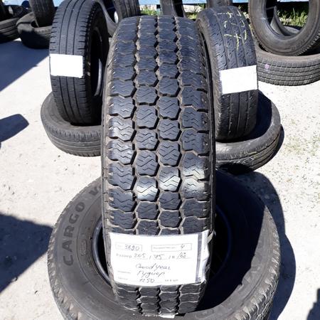 Бусовские шины б.у. / резина бу 205.75.r16с Goodyear Cargo Vector Гудиер
