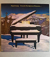 CD диск Supertramp - Even in the Quietest Moments , фото 1