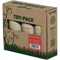 Комплект удобрений для гидропоники и органического выращивания BIOBIZZ Try pack Stimulant Pack
