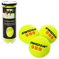 Теннисные мячи MS 1179 (3 шт)