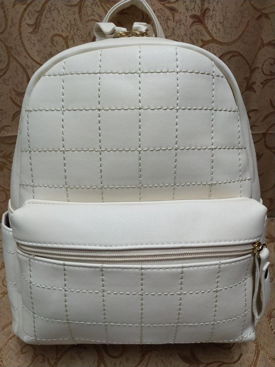 57f1ca89983c (31*27)Рюкзак девушка кожаный качество сделанный в Китай спортивный  городской стильный только
