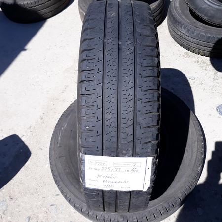 Бусовские шины б.у. / резина бу 225.75.r16с Michelin Agilis Camping Мишлен