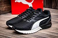 Кроссовки женские Puma Ignite, черные (2549-3),  [  37 40  ] жіночі кроссівки кросовки