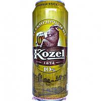 Пиво светлое Козел Kozel Velkopopovicky 0,5 л, Чехия