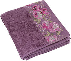 Полотенце махровое Arya 50X90 Desima Пурпурный TR1002516