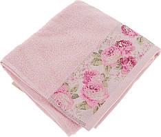 Полотенце махровое Arya 50X90 Desima Розовый TR1002516