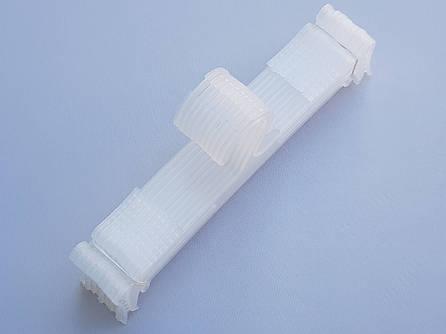 Плечики вешалки пластмассовые для нижнего белья V-N24pp матовые, 24 см, 10 штук в упаковке