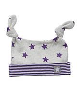 Детская трикотажная шапочка Mothercare  3-6  месяцев