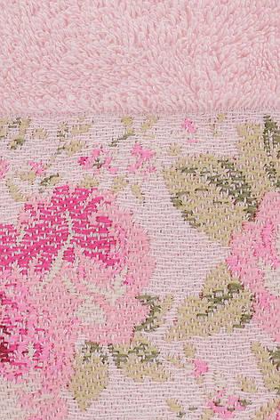 Полотенце махровое Arya 70X140 Desima Розовый TR1002517, фото 2