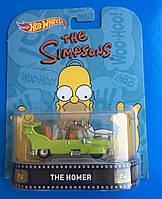 Коллекционная машинка Hot Wheels The Homer