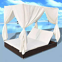 Лежак шезлонг кровать Celio 2-местный диван, фото 1