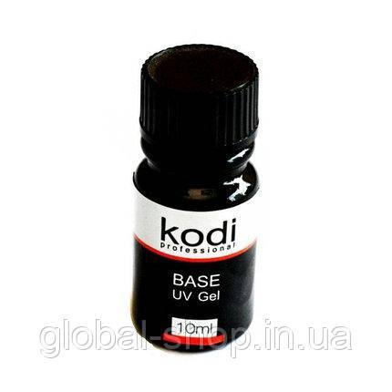Базовый гель Kodi (UV Gel Base gel) 10 мл