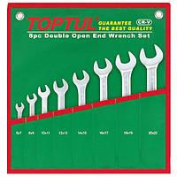 Набор ключей рожковых 6 шт. (6-22мм) TOPTUL GAAA0812