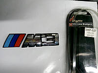 Надпись /// BMW M 3  130х32 мм