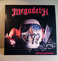 CD диск Megadeth - Killing Is My Business... And Business Is Good!