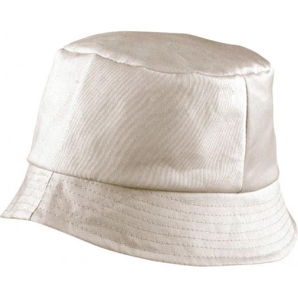 Красивая хлопковая панама BOB HAT (бежевая)