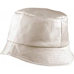 Красива бавовняна панама BOB HAT (бежева)