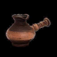 Турка керамическая Етно Шляхтянська 500 мл (Покутская керамика)