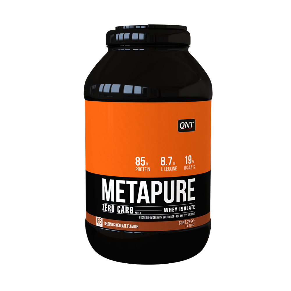 QNT_Metapure ZC Isolate 2 кг - Belgian Chocolate