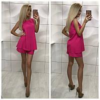 Женский костюм свободного силуэта, в расцветках. ЮЛ-20-0518, фото 1