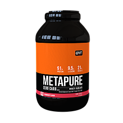 QNT_Metapure ZC Isolate 2 кг - Strawberry