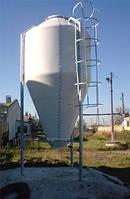 Бункер для корма (от 2,4 тонн, до 6 тонн)