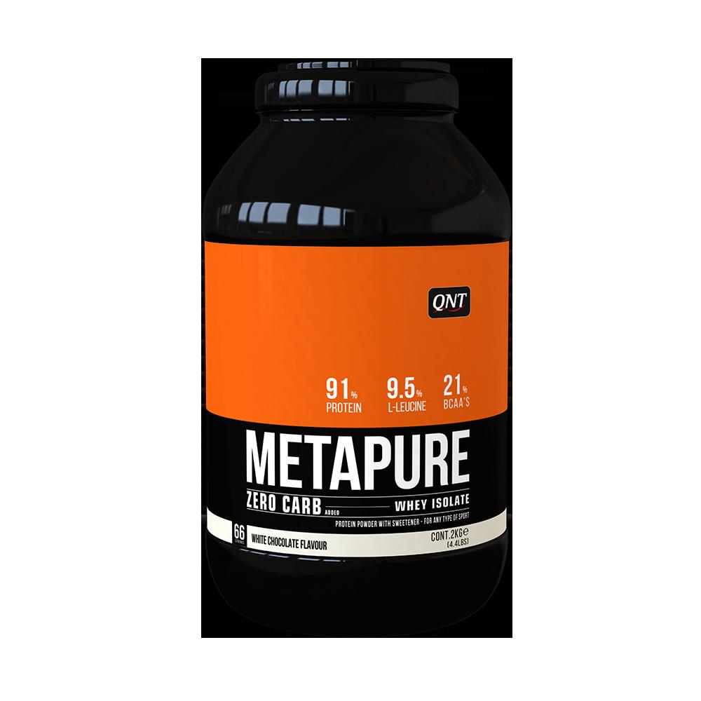 QNT_Metapure ZC Isolate 2 кг - White Chocolate