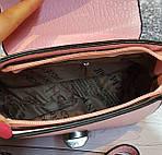 Розовая сумочка , фото 4