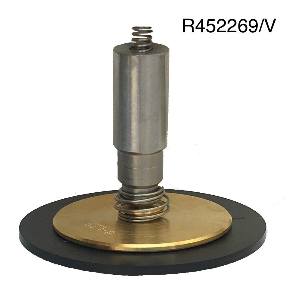 Мембрана FKM к электромагнитному клапану 21HF6K0V250