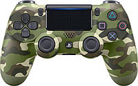 Sony Dualshock 4 V2 Green Camouflage (CUH-ZCT2E)