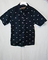 Рубашка Rebel (Размер 134 см (8-9 лет))