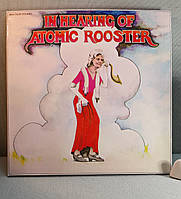 CD диск Atomic Rooster - In Hearing of Atomic Rooster