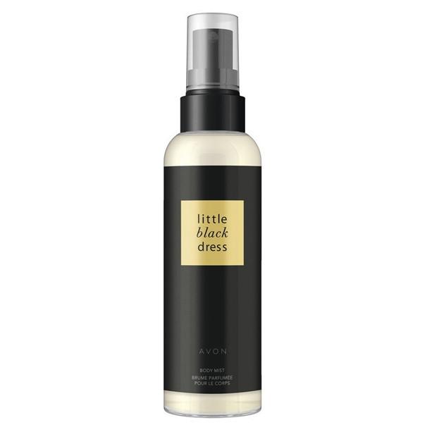 5f9eab009cc Little Black Dress парфюмированный спрей для тела