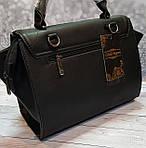 Женская черная сумочка , фото 3