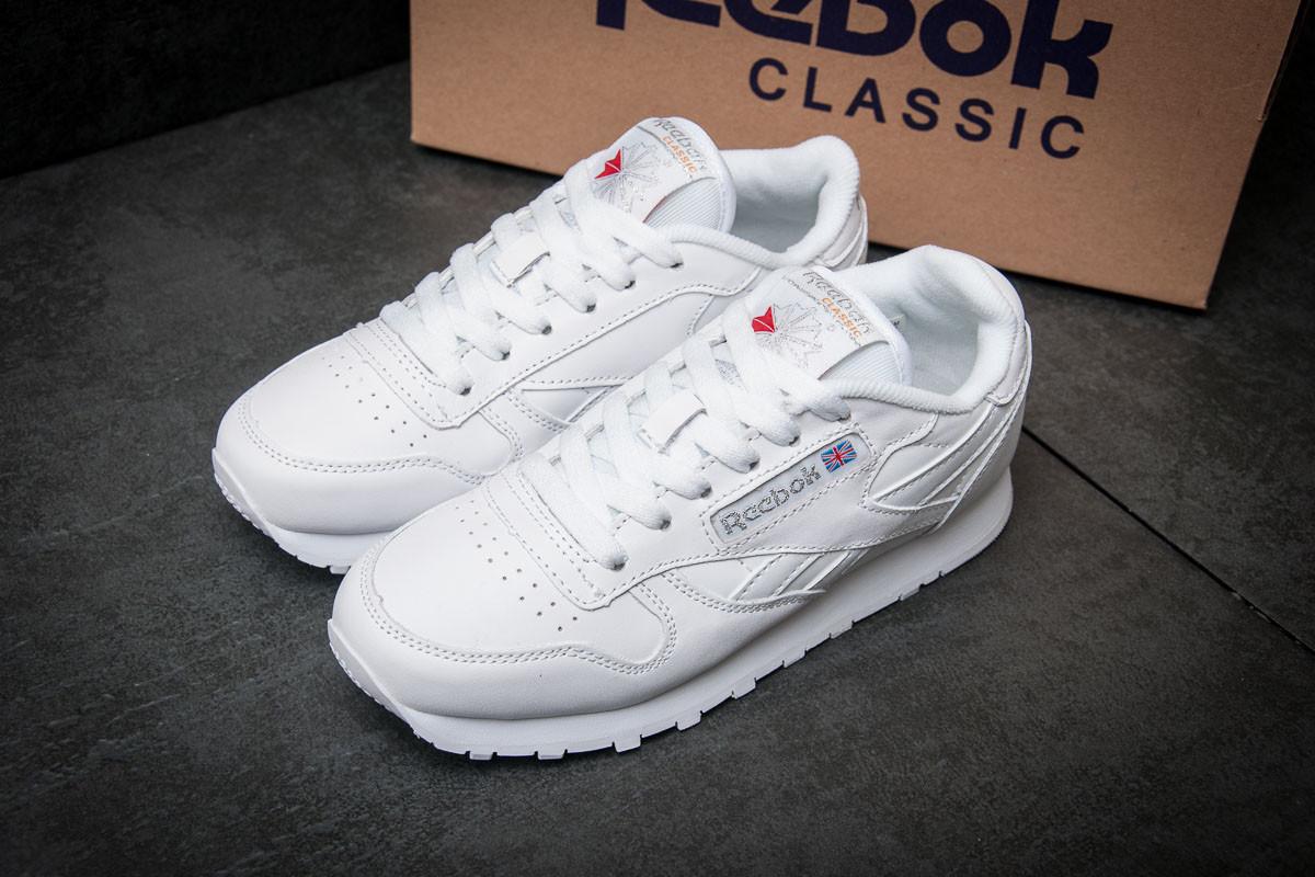 97b9283ea9d3 Кроссовки женские Reebok Classic, белые (Реплика)  продажа, цена в ...