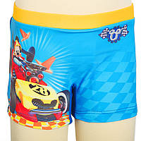 Плавки р. 116-122 Микки /Mickey Roadster Racers на мальчика ТМ ARDITEX WD11887 голубой, фото 1