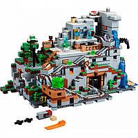 Конструктор Minecraft «Горная пещера» 2886 дет.