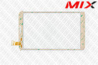 Тачскрин Digma Optima 8002 3G TS8001PG БЕЛЫЙ