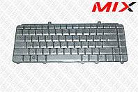 Клавиатура Dell XPS M1330 M1530 серебристая
