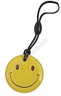 """Заготовка ключа для домофона RFID 5577, """"Смайлик 10"""", перезаписываемая"""