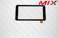 Тачскрин 186x104mm 30pin VTC5070A83 FPC 2.0 Черный
